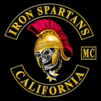 IRON SPARTANS MC California Chapters
