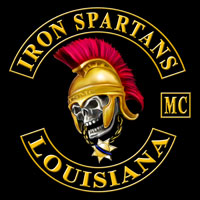 IRON SPARTANS MC Louisiana Chapters