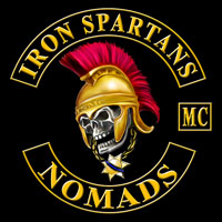 IRON SPARTANS MC Nomads Chapter
