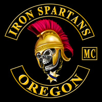 IRON SPARTANS MC Oregon Chapter